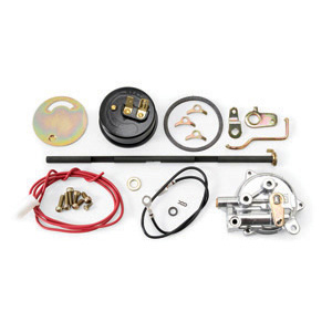 LHC 1478 Edelbrock- Electric Choke Kit