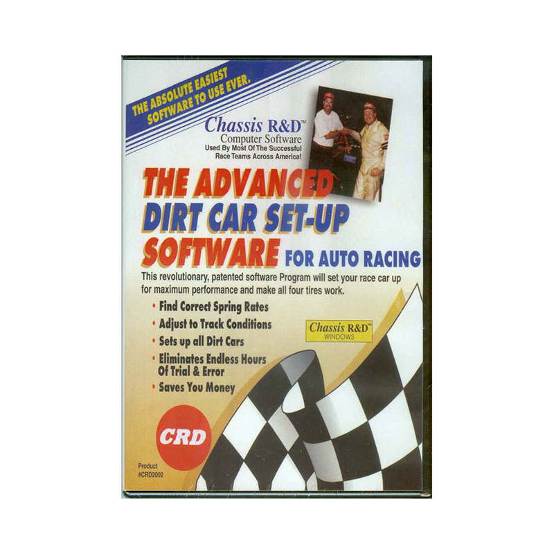 LHC 2002 Chassis R&D - Advanced Dirt Chassis Set-Up Software